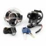 Cerradura Honda CBF 250 (Mc35) 04-06 TECNIUM