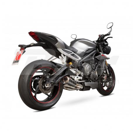 Escape Triumph 765 Scorpion RP1-GP Carbono/Titanio