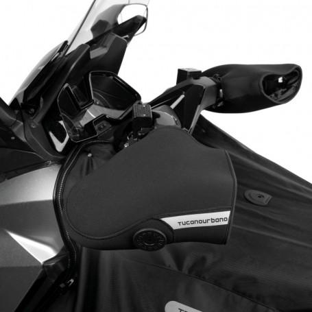 Manoplas Yamaha TDM Tucano Urbano Neopreno SX Manillares con contrapeso