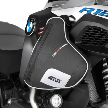 ALFORJAS GIVI BMW R1200GS ADVENTURE 14- PARA DEFENSAS SUPERIORES