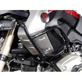 DEFENSA MOTOR SUPERIOR BMW R1200GS NEGRAS 04-07 SW-MOTECH
