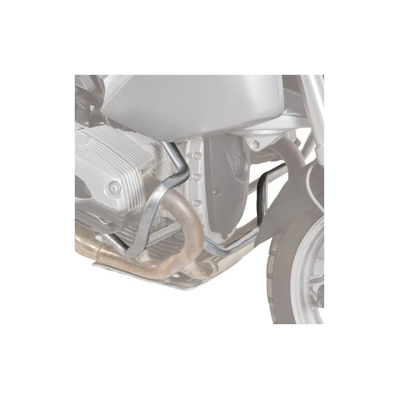 DEFENSA MOTOR BMW R1200GS 04>12 GIVI COLOR PLATA