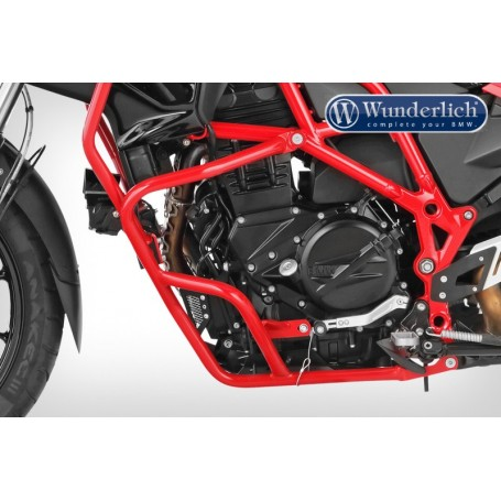 Defensas de Motor Adventure Rojo Wunderlich 26540-104