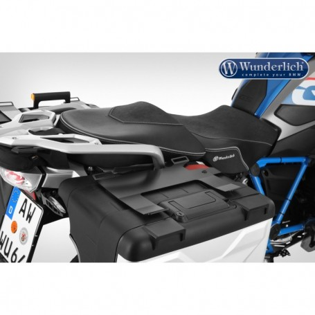 Portaequipajes Original Maleta Vario BMW R 1200 GS L Derecha Negro Wunderlich 20571-002
