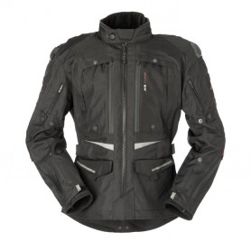 Chaqueta Rainers Arrow Negra Invierno