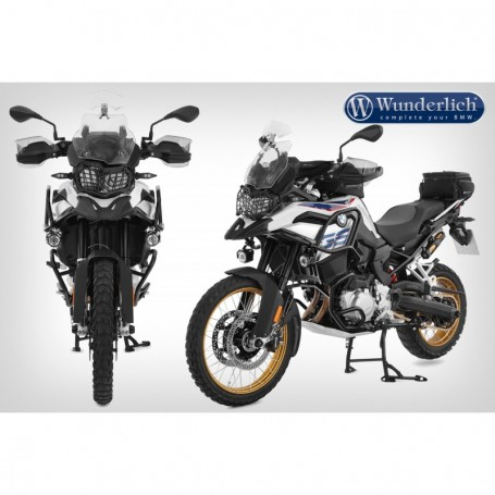 Defensas de Motor Inferiores XTREME BMW F 750/850 GS 2018- Negro Wunderlich 26550-202