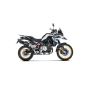Escape BMW F 850 GS Adventure 2019- Akrapovic Titanio Slip On Line