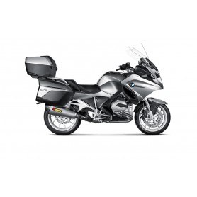 Silencioso Akrapovic BMW R 1200 RT 14-16 Titanio Slip-on Line