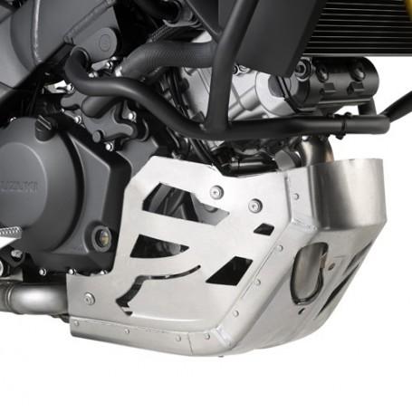 Cubre Carter Givi Suzuki DL 1000 V-Strom 14-16 Aluminio