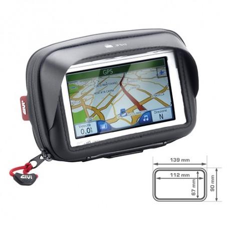 "FUNDA GIVI S953B SOPORTE GPS UNIVERSAL MAX. 4.3"""