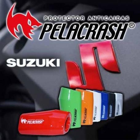 Protector de Motor Suzuki Bandit 650 06 Pelacrash