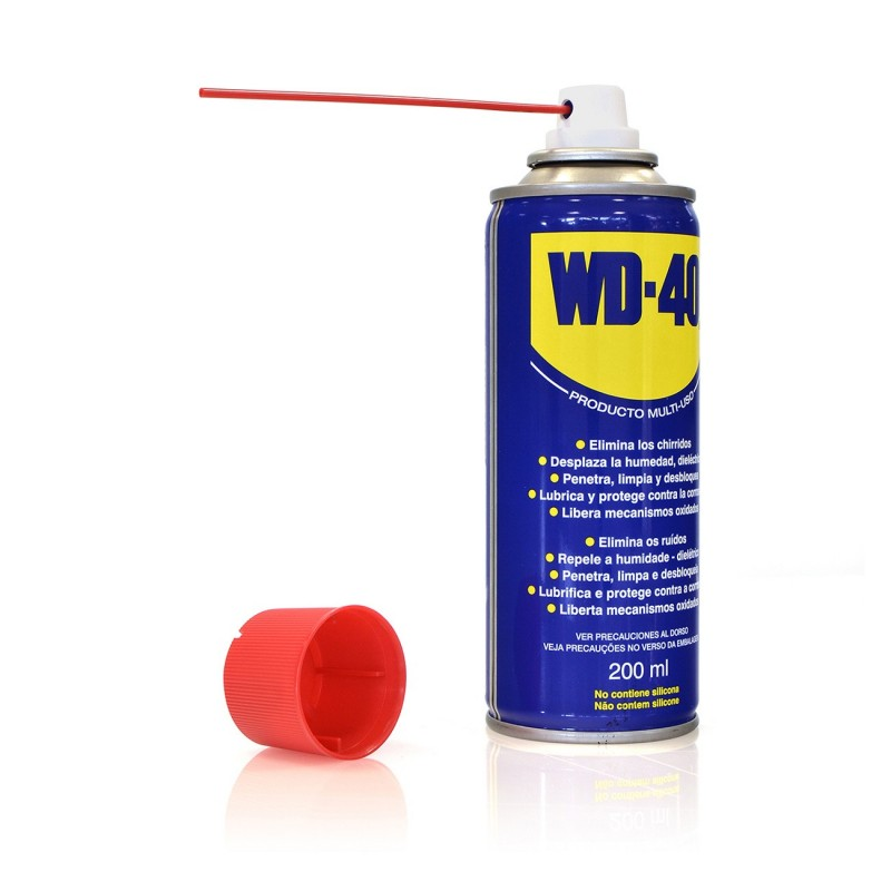 Multiusos WD-40 lubricante en spray 200ML