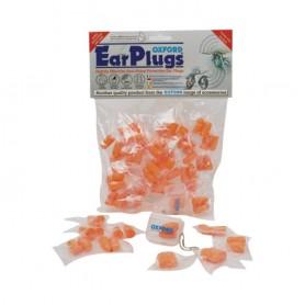 Tapones de oído para motorista Oxford OF95 pack de 30 pares