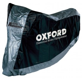 FUNDA MOTO PROTECTORA OXFORD AQUATEX 100% IMPERMEABLE TALLA XL