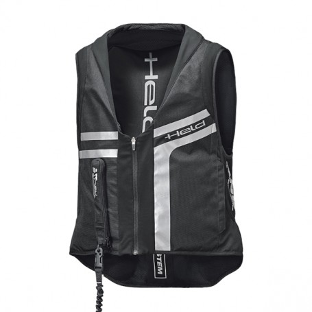 Chaleco Airbag Air Vest 2 Held Negro