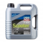 Aceite Liqui Moly 2T basic scooter street mineral 4L