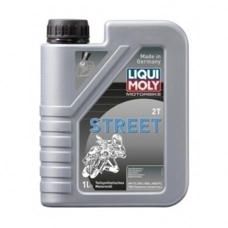 Aceite Liqui Moly 2T semi-sintético 1L