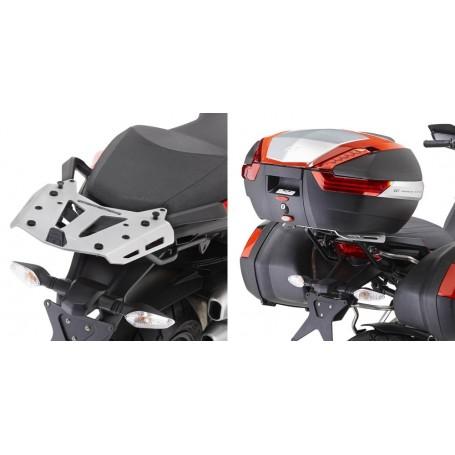 Soporte Trasero Monokey Aluminio Givi Ducati Multistrada 1200 13-14