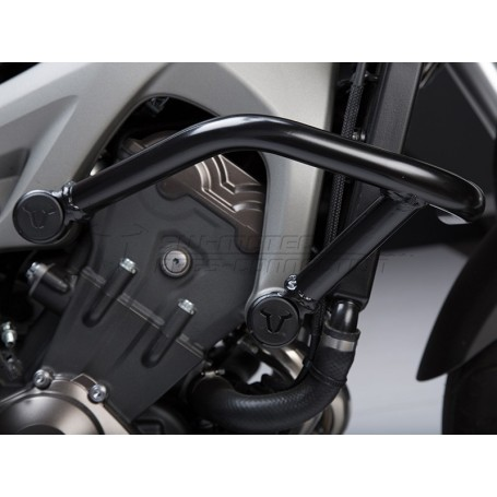 Defensas de motor YAMAHA MT09 13- En adelante SW-MOTECH