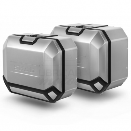 Juego Maletas laterales SHAD TERRA TR47 Aluminio 47 Litros