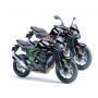 Kit de Adhesivos para Kawasaki Z750 07-12