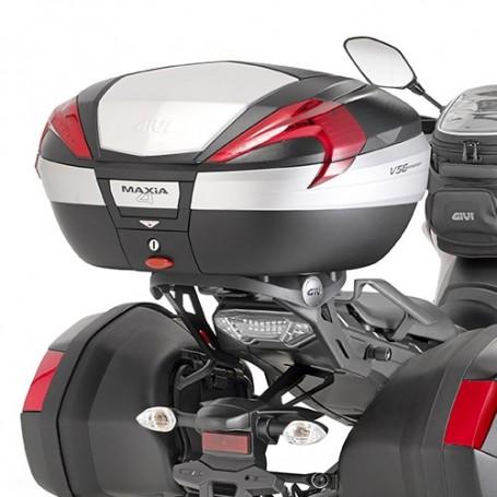 Soporte Givi maleta trasera Yamaha MT09 Tracer 2015