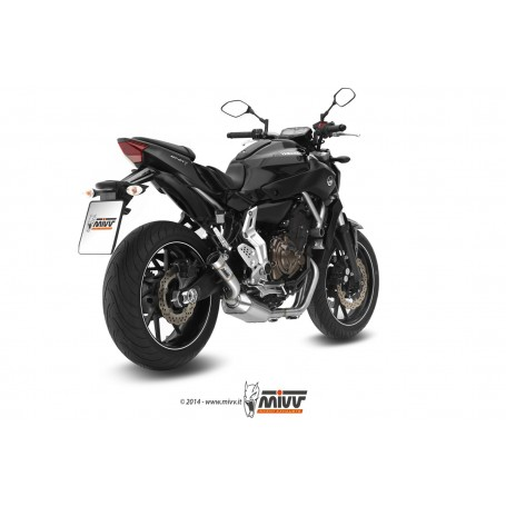 Escape Yamaha Mt 07 2014- Mivv Speed Edge Alto
