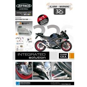 Kit de integración Artago K207GSXR SUZUKI GSX R600/750/1000 2007- En adelante