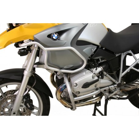DEFENSA MOTOR SUPERIOR BMW R1200GS GRIS  04>07 SW-MOTECH