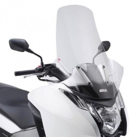 Cúpula Honda Integra 750 14-15 Givi mas Alta que Original