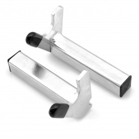 Soportes para diabolos en V caballete Bike-Lift RS-17