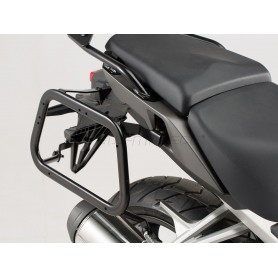 Soportes maletas laterales Honda VFR 800 X Crossrunner 2015- EVO Negro