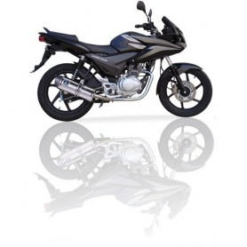 Escape Ixil Honda CBF 125 09-13 Sove Hexoval Xtrem Evolution