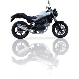 Escape Ixil Honda VTR 250i 10-12 Sove Hexoval Xtrem Evolution