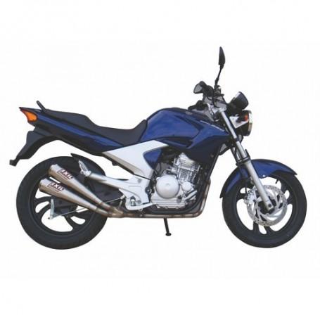 Escape Ixil Yamaha YBR 250 12-13 2-CON 2 - Conical Xtrem - Full System