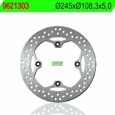 Disco de Freno NG Brake 9621303 255 x 108.3 x 5 Ducati
