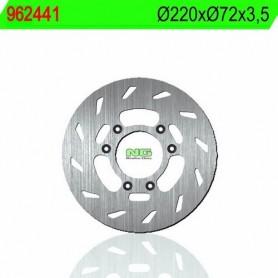 Disco de Freno NG Brake 962441 220 x 72 x 3.5 Beta