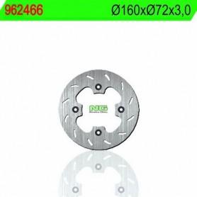 Disco de Freno NG Brake 962466 160 x 72 x 3 HM Italy