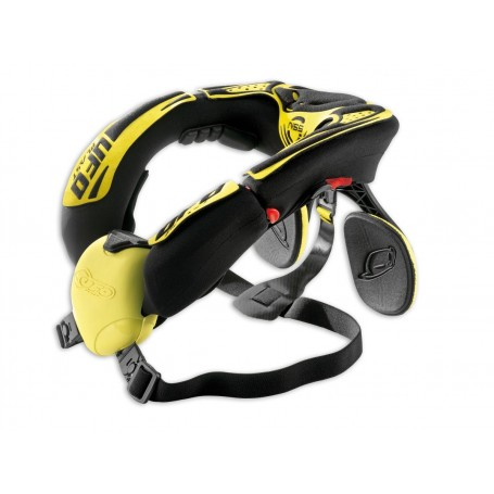 Collarín protector de cuello UFO nss neck support amarillo PC02287 adulto