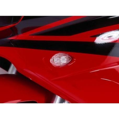 Intermitentes Moto Integrados Honda,Kawasaki,Suzuki,Yamaha
