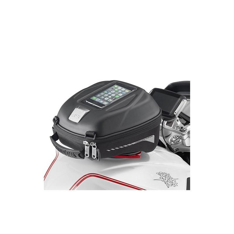 Bolsa Givi ST602 Sobredeposito Tanklock 4 litros - Linea Sport-T