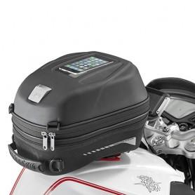 Bolsa Givi ST603 Sobredeposito Tanklock Expandible 15lt Sport-T