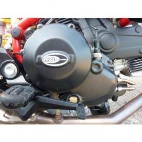 "Tapa Embrague Ducati 848, Hypermotard 796 ""Wet Clutch"" Parcial Derecha"
