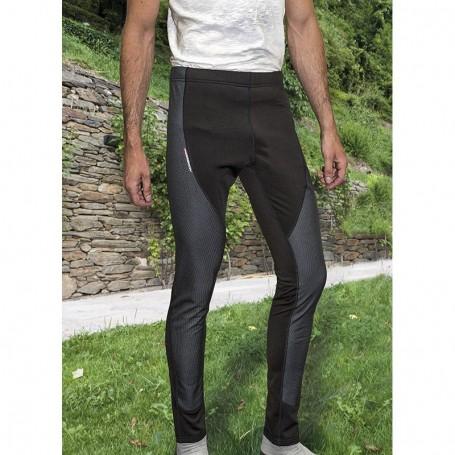 Pantalones TECH multicapa térmica / cortavientos GARIBALDI Negro Invierno