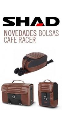 OFERTA [  -  ] - ¡Novedades Bolsas Shad Cafe Racer!
