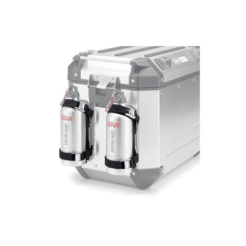 Soporte Givi E162 para botella térmica de bebida