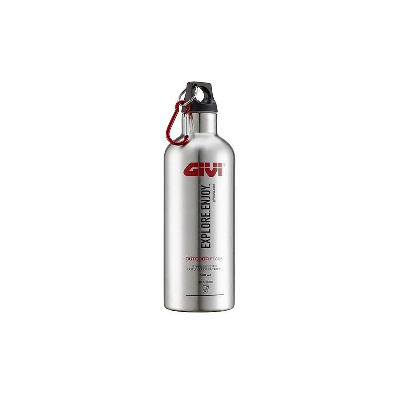 Botella térmica inoxidable para bebidas Givi STF500S