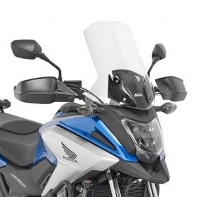 Cúpula Honda NC750X 2016- en adelante Givi mas alta que original