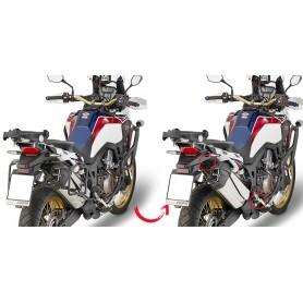 Soporte Lateral Honda CRF 1000 L Africa Twin 2016 Givi Monokey