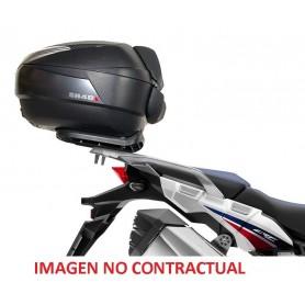 Soporte Maleta Trasera Peugeot Elystar 50/125/150 02-12 Shad Top Master
